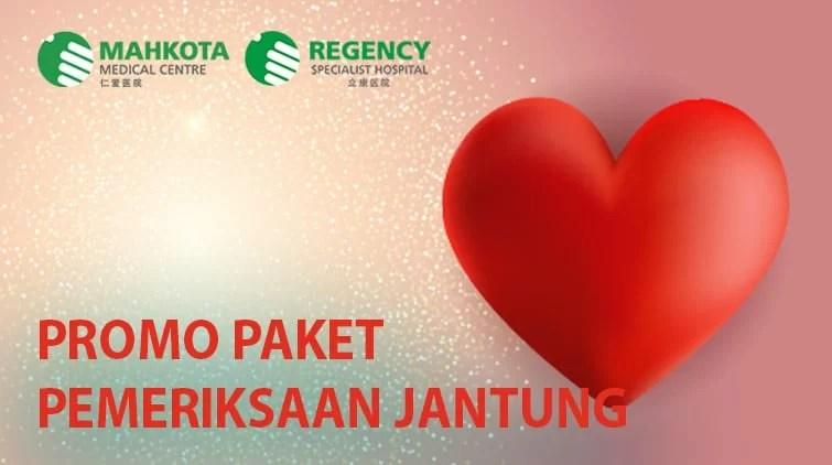 promo paket pemeriksaan jantung lengkap