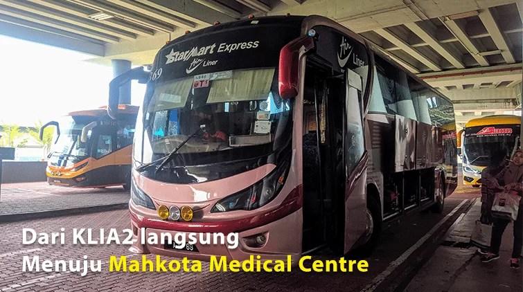Proses Keberangkatan Menuju Mahkota Medical Centre, Melaka 4