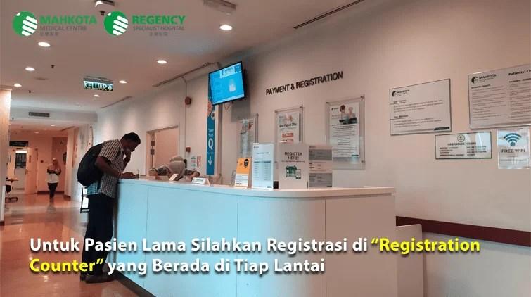 Proses Keberangkatan Menuju Mahkota Medical Centre, Melaka 9