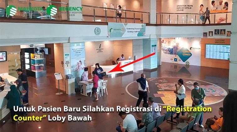Proses Keberangkatan Menuju Mahkota Medical Centre, Melaka 8