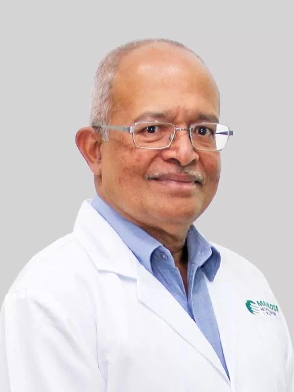 Dr Vijaendreh Subramaniam spesialis onkologi kandungan terbaik malaysia