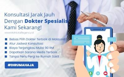 Bagaimana Cara Konsultasi Virtual Dengan Dokter di Malaysia?