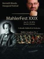 MahlerFest XXIX - 2016 - Program Book