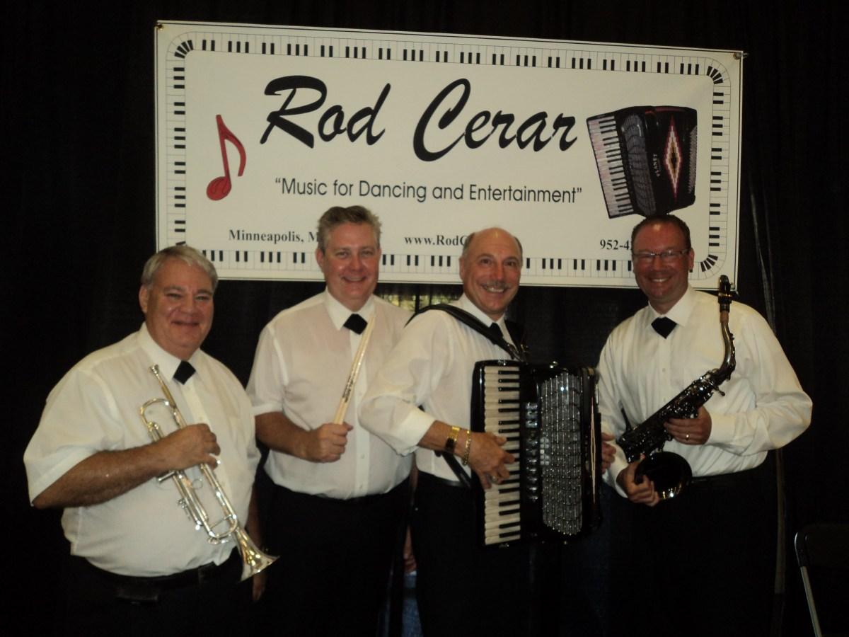 Rod Cerar Band 2_Accordion Legacy Librar