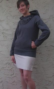 Jasper Sweater w hood