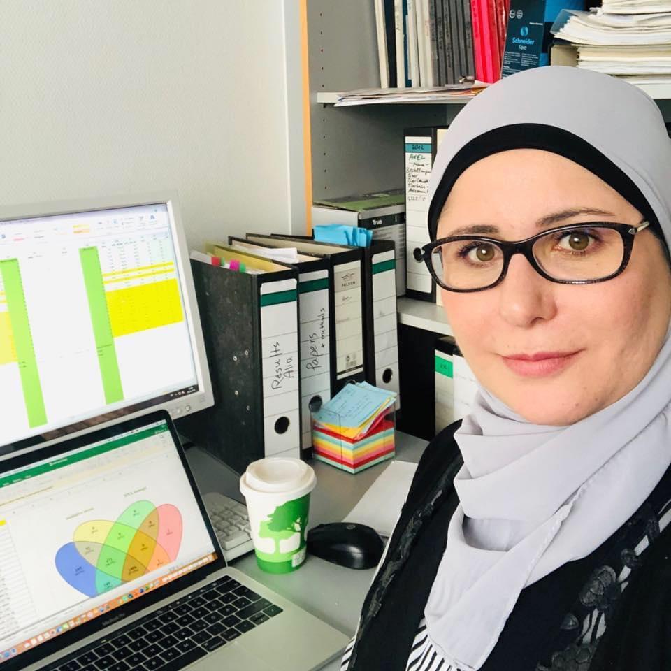 Dr. Alia Kiwan