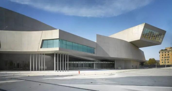مركز الفنون الحديثة في روما (2009)