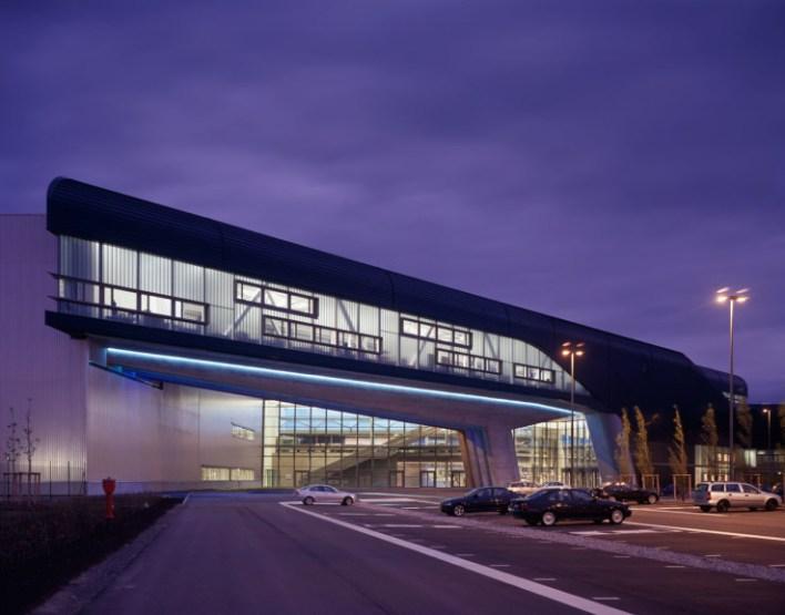 مصنع بي إم دبليو بألمانيا (2005)
