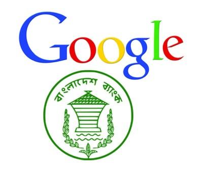 Google & Bangladesh Bank
