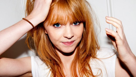 Lucy Rose gets into 'Bad Blood'