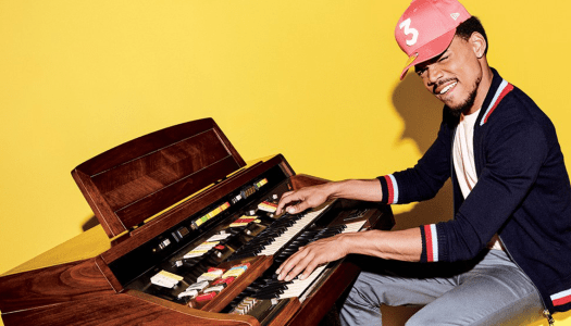 Chance The Rapper's Tiny Desk Concert is a must see