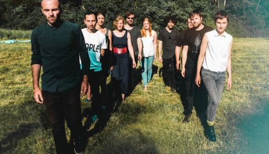 Polica and s t a r g a z e join forces (Listen)