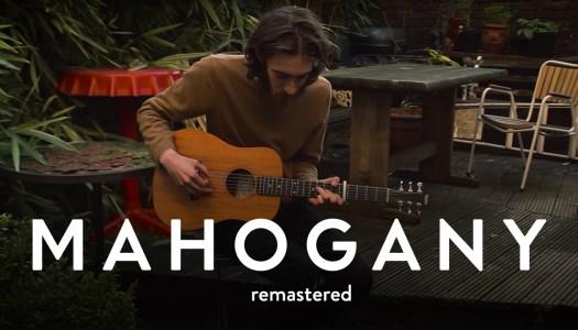 Revisit Keaton Henson's classic Mahogany Session