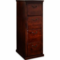 Wooden File Cabinet 4 Drawer wooden office filing cabinet ...