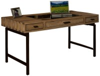 Metro Retro Solid Wood Office Writing Desk Table | eBay