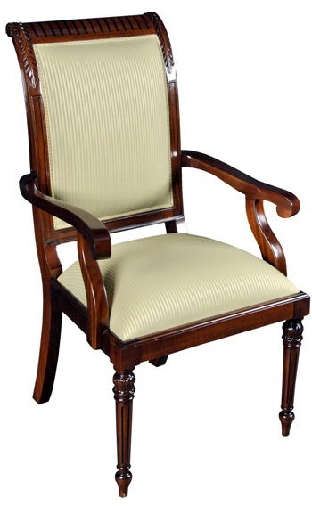 tall back dining chairs contemporary recliner chair mahogany and more upholstered arm ac055