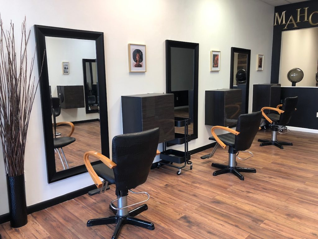 black hair salons near me