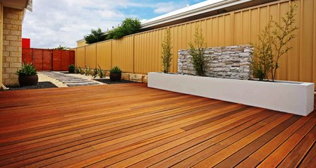 Timber Decking Options in Melbourne