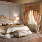 Tempat Tidur Mewah French Baroque