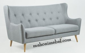 Sofa Retro Vintage Wing