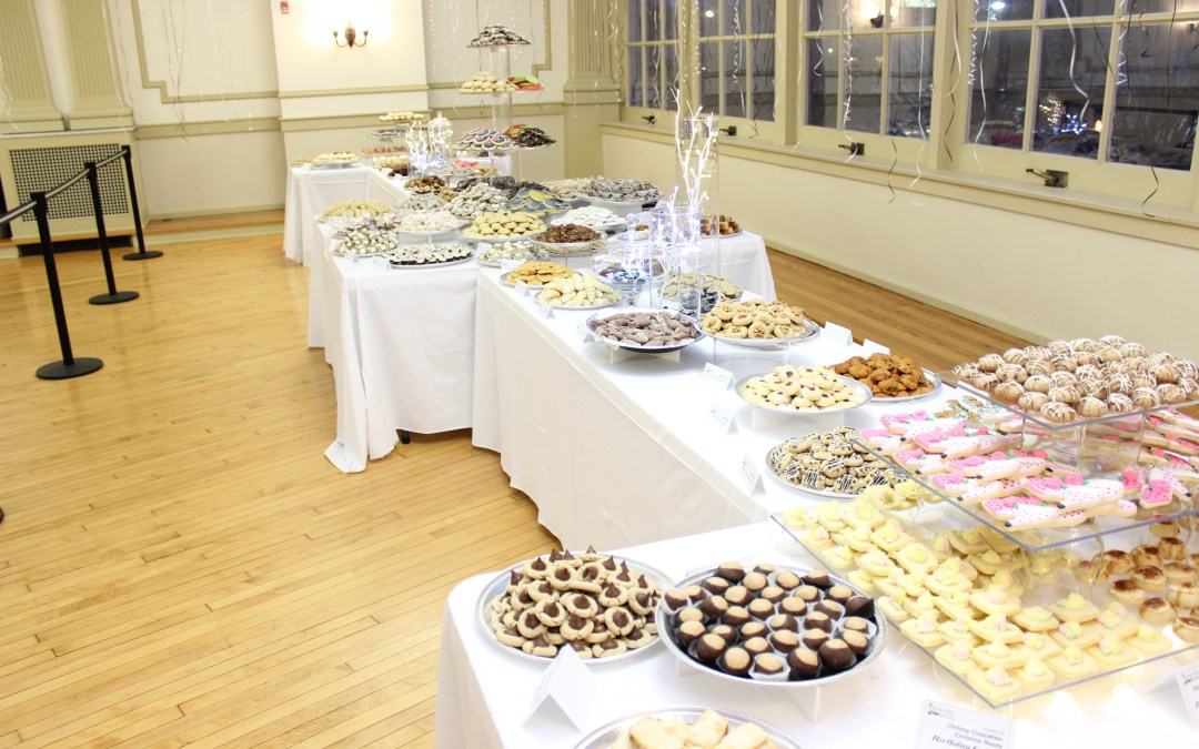 Cookie Table & Cocktails 2017