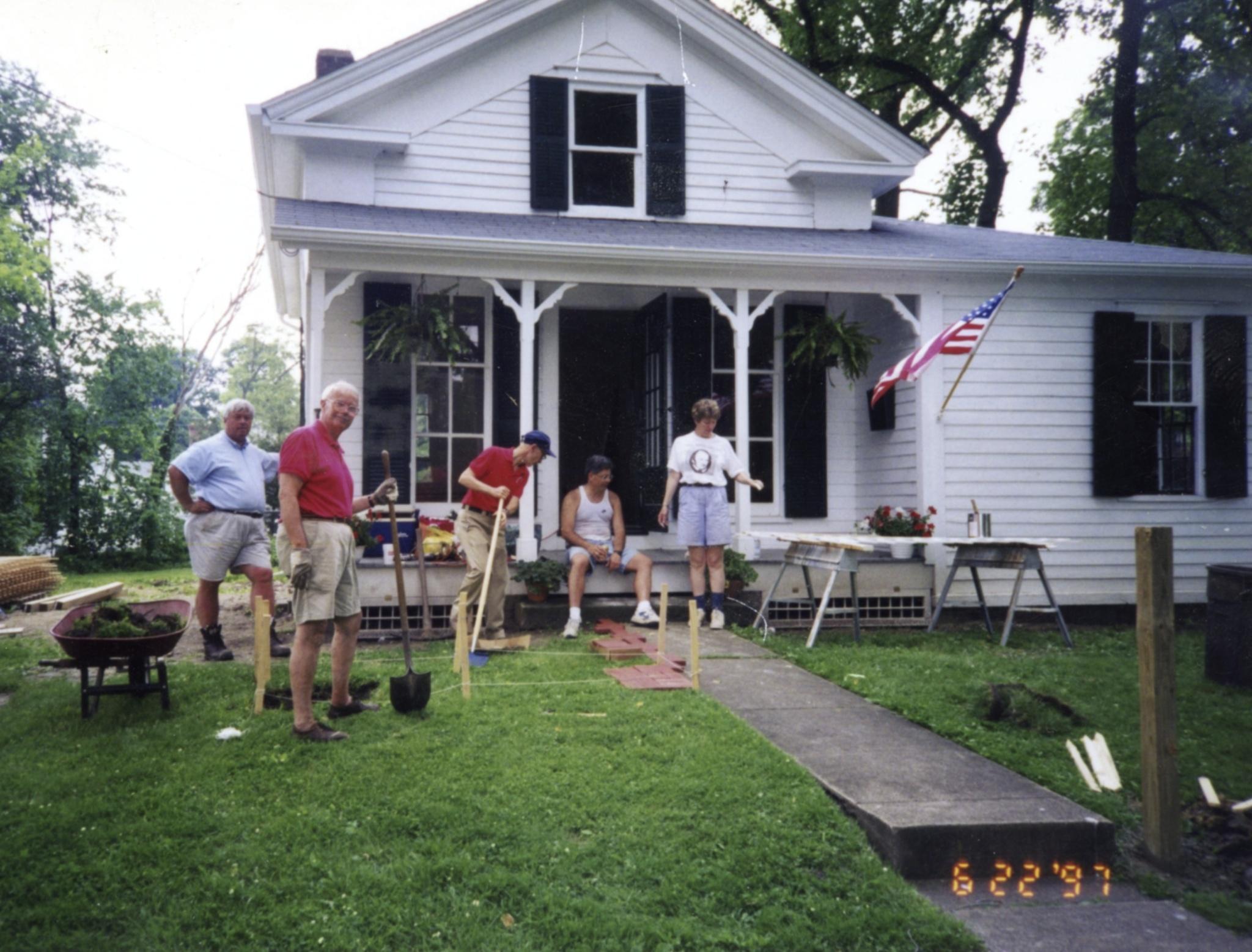 Historic Preservation Award Winners 2017 Mahoning Valley