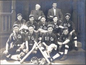 84-51-7 Struthers Furnace Baseball team
