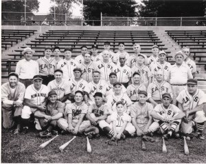 96-2-17 Old Timers Game from DePaul collection