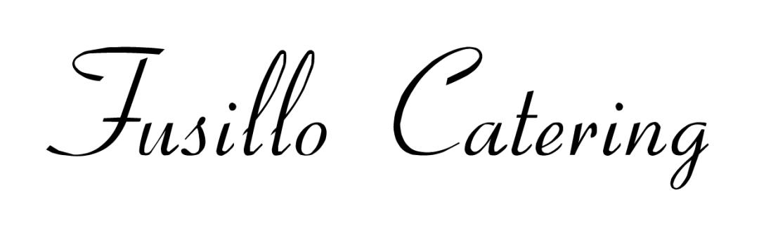 Fusillo Catering