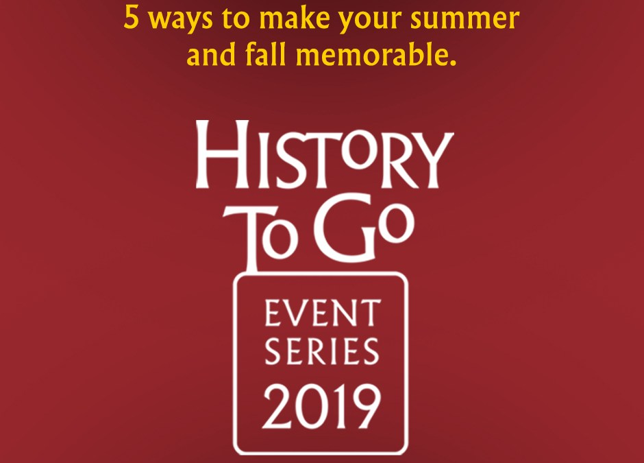 History To Go Series 2019