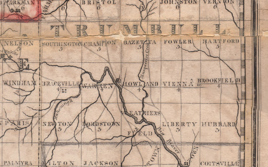 On the Banks of the Mahoning: How the River Shaped the Valley
