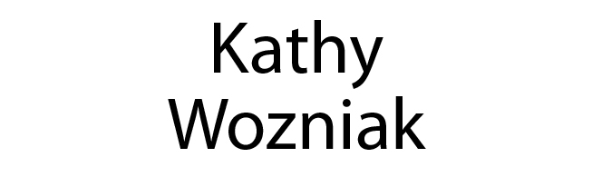 Kathy Wozniak