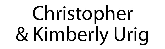 Christopher & Kimberly Urig