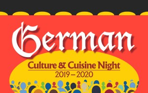 German Culture & Cuisine Night