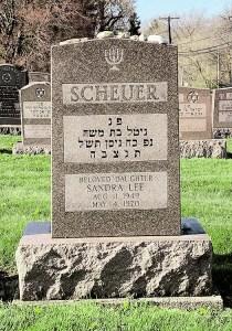 Sandra Scheuer
