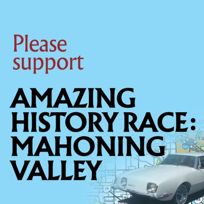 Donate to the Amazing History Race: Mahoning Valley