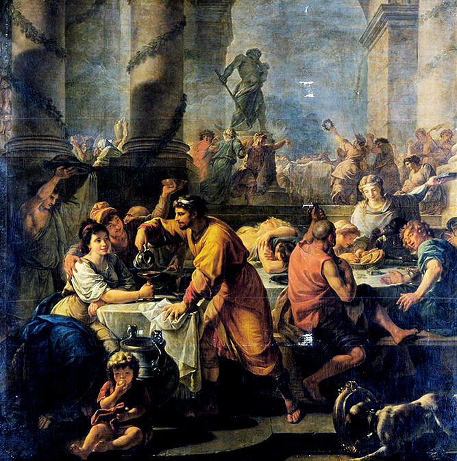 Holiday Time Capsule | December 18, 2020Saturnalia, Winter Solstice, and the Roots of Christmas