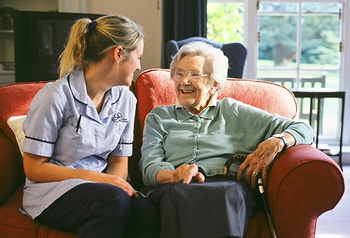 CCTV solution for care homes