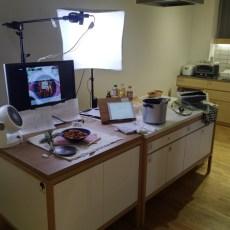 【cookpad studio】料理動画撮影をしてきました。