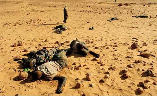 Shocking Photos Reveal The Ongoing Massacre Genocide