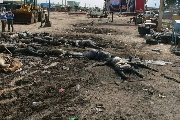 Have A Look At More Gruesome Images Of The Ongoing