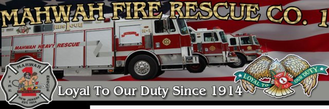Mahwah Fire Company 1: 2007 NYS Thruway Accident | Mahwah Post