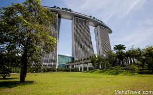 Singapore, sightseeing, things to do, marina bay sands, infinity pool, skypark