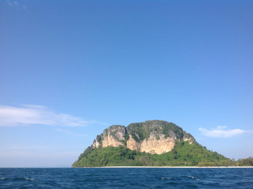 Four island tour, Speed boat tour, Thailand, Krabi, Ao Nang
