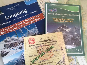 fees and permits for nepal