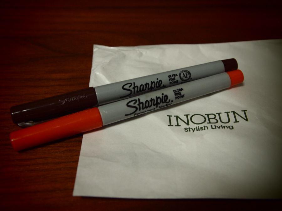 アメリカでは定番の油性ペン「Sharpie ULTRA FINE POINT」