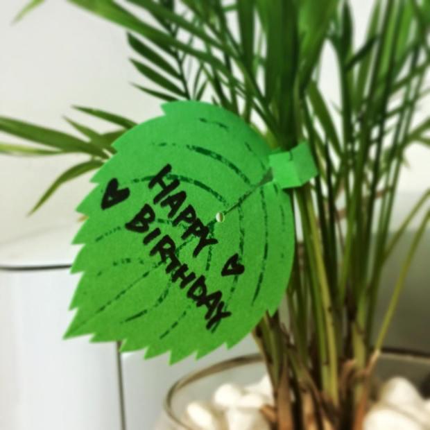 【プレゼント企画第5弾】プランツメモ「TAGGED」を3名様にプレゼント♪