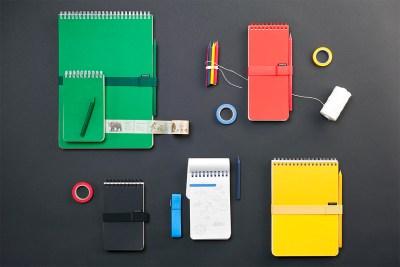 斬新なアイデアが紙の魅力をひきだす!チェコ発ブランド「papelote(パペロテ)」の文具