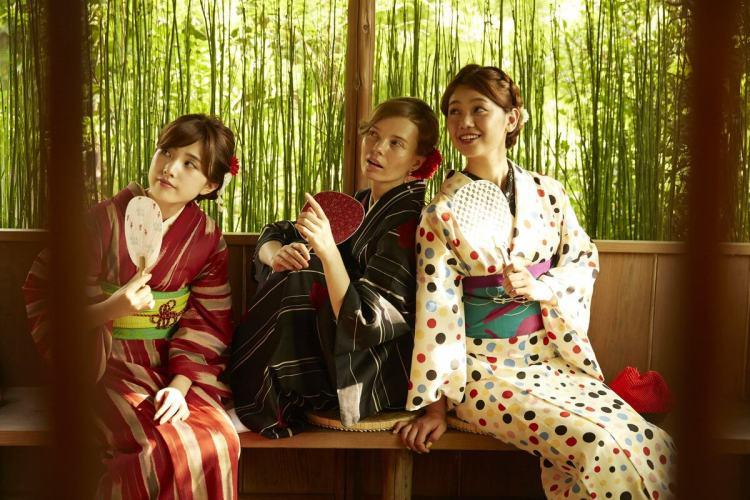 Kimono Rental and Yukata Rental in Osaka
