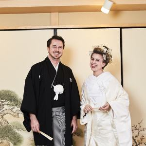 Honeymoon in Kyoto Kimono and special Dinner